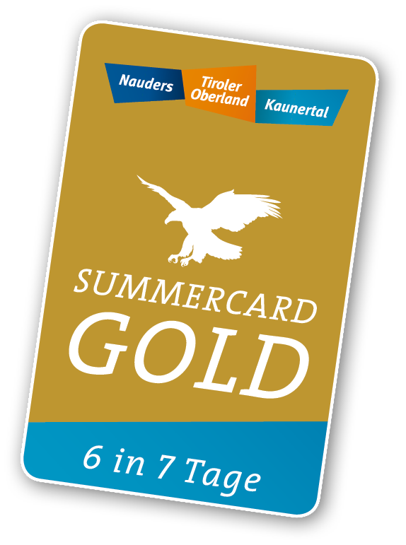 Summercard Gold 6 in 7 Tagen